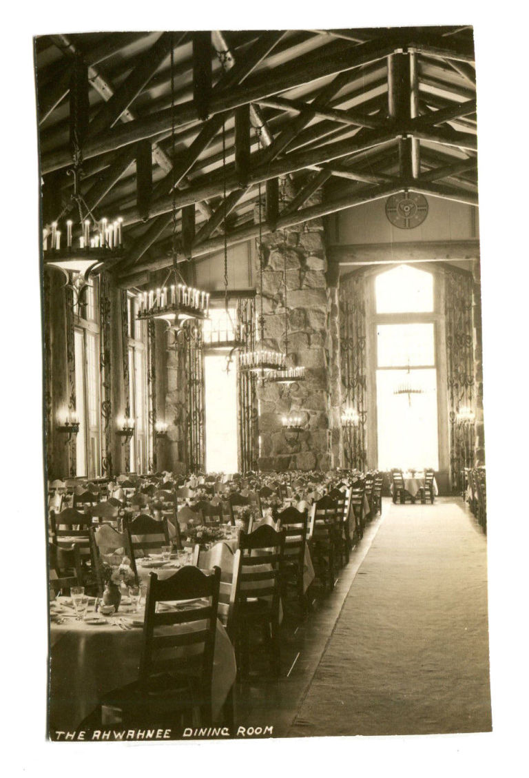 an homage to the ahwahnee hotel 1927 u20132016