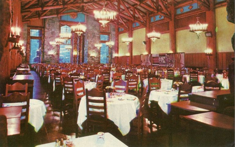 an homage to the ahwahnee hotel: 1927–2016