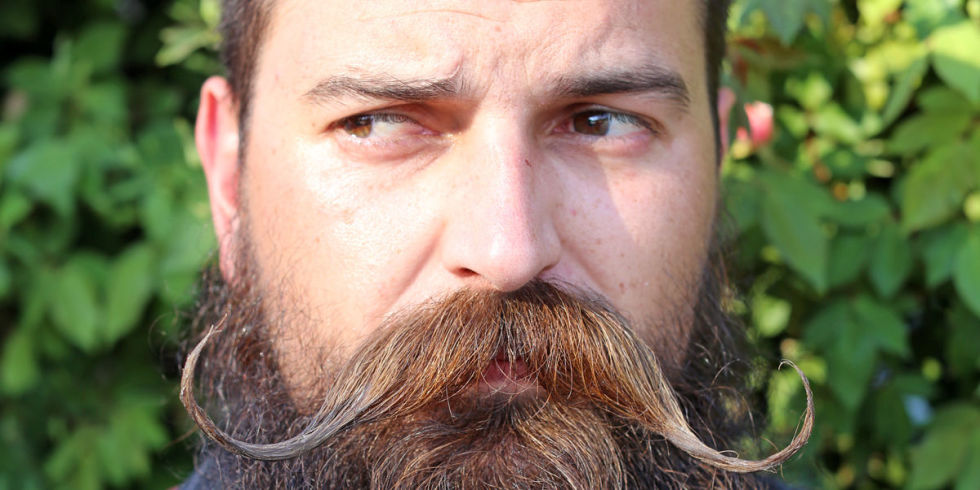 Astounding Grooming Tips From A Mustache Expert Short Hairstyles Gunalazisus