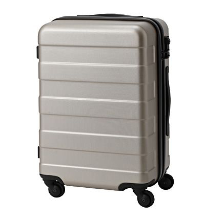Affordable, High-Tech Luggage