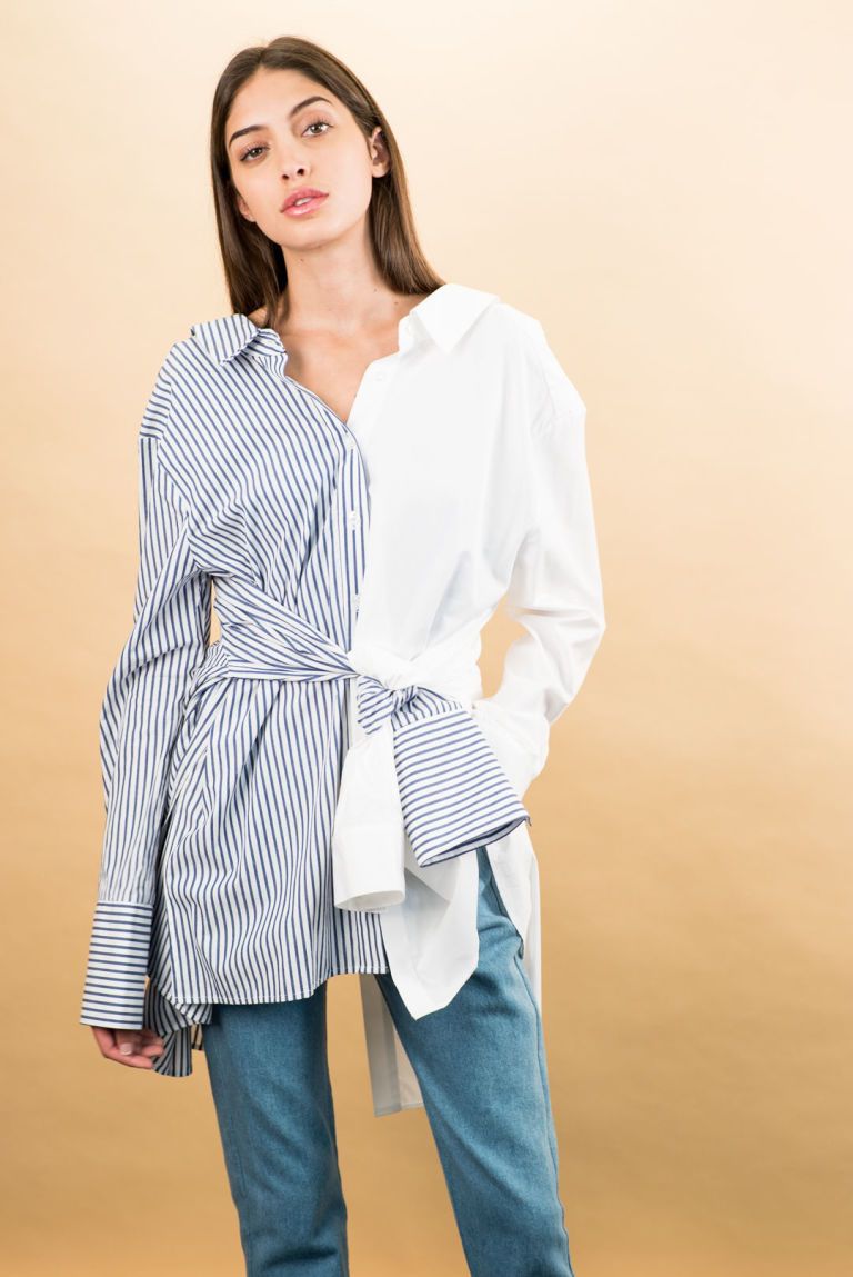 5 Super-Creative Ways to Style Your Button-Down Shirt