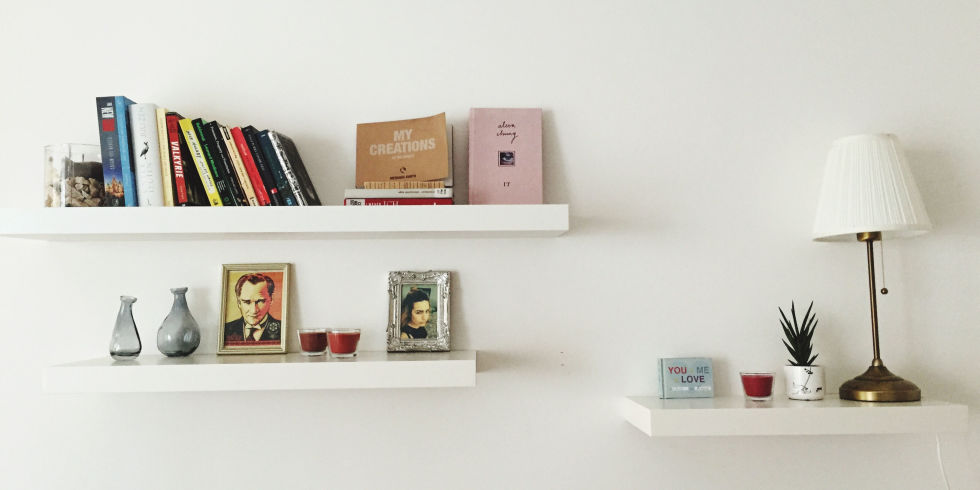 The Secret To Making A Room Beautiful Stars With Your Bookshelves - Making bookshelves